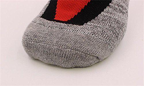 photo Wallpaper of Hownew-X-Unisex Skisocken Kniestrümpfe Mit Spezialpolsterung Winter Warm Atmungsaktive Snowboard Socken-Blau