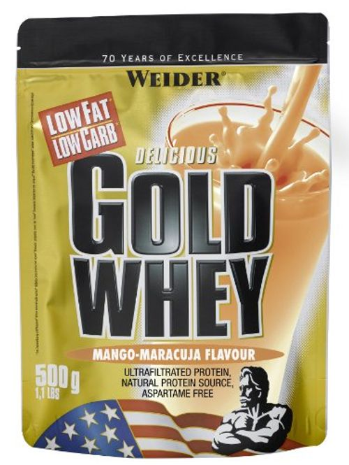 photo Wallpaper of Weider-Weider Gold Whey Mango Granadilla   500 Gr-Mango-maracuja