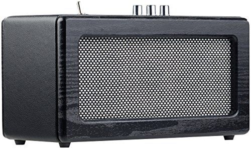 photo Wallpaper of auvisio-Auvisio Mini Lautsprecher: Mobiler Retro Lautsprecher Mit Bluetooth 4.1 Und AUX Eingang, 40 Watt-