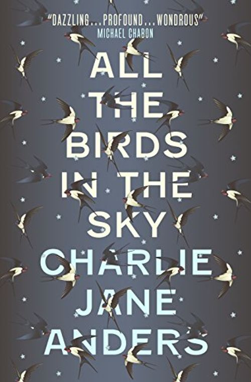 photo Wallpaper of Titan Books-All The Birds In The Sky-