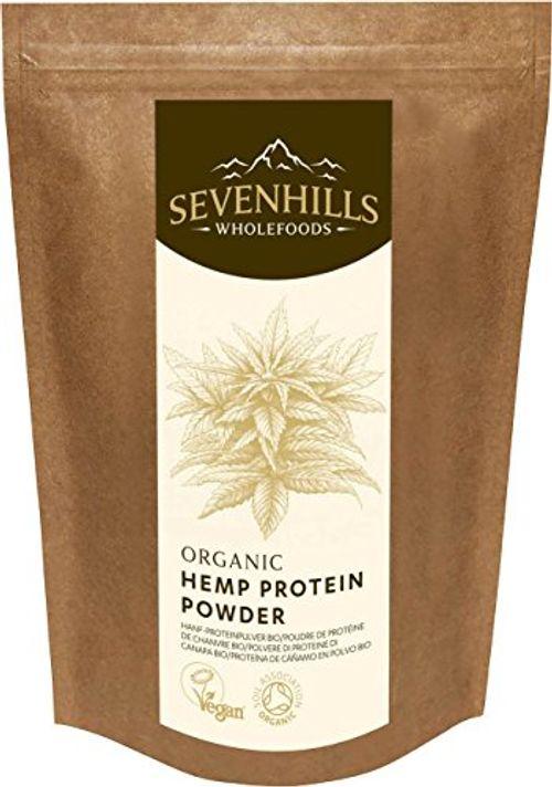 photo Wallpaper of Sevenhills Wholefoods-Sevenhills Wholefoods Proteína De Cáñamo Cruda En Polvo Orgánico 1.5kg-