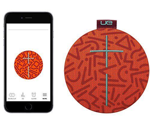 photo Wallpaper of Ultimate Ears-Ultimate Ears ROLL Lautsprecher (Bluetooth, Wasserdicht, Schlagfest) Orange-Orange