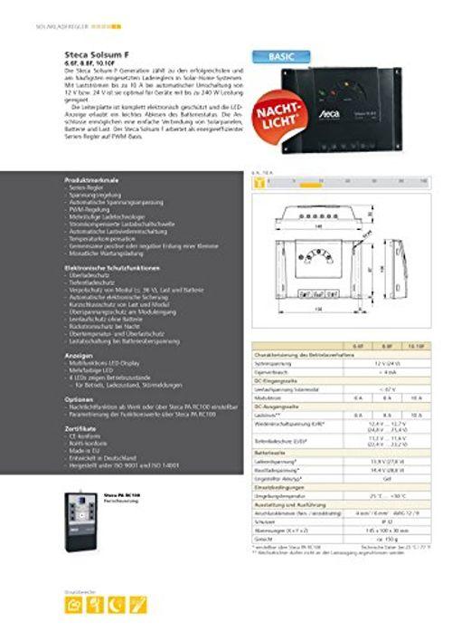 photo Wallpaper of Unbekannt-Unbekannt STECA SOLSUM 6.6 F-