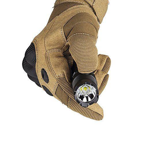 photo Wallpaper of OLIGHT-Olight® M1X Striker LED Taschenlampe Mit 18650 3400mAh Akku-M1X mit 18650 3400mAh Akku