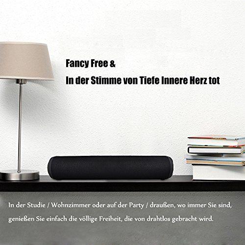 photo Wallpaper of MroTech-Bluetooth Stereo Lautsprecher, MroTech Kabelloser Desktop Lautsprecher Musik Boxen Mit-Bluetooth Lautsprecher-Groß
