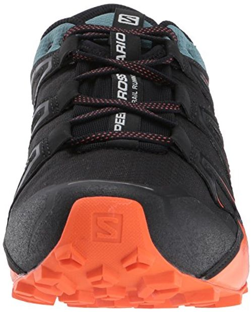 photo Wallpaper of Salomon-Salomon Speedcross Vario 2, Herren Trailrunning Schuhe, Multicolore (Bk/North Atla/Scarlet), 43 1/3 EU (9-Multicolore (Bk/North Atla/Scarlet)