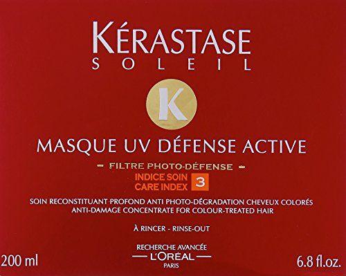 photo Wallpaper of Kerastase-KERASTASE SOLEIL Masque UV Défense Active 200 Ml-