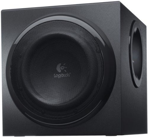 photo Wallpaper of Logitech-Logitech Z906 3D Stereo Lautsprecher THX (Dolby 5.1 Surround Sound-Schwarz