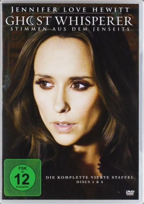 photo Wallpaper of Touchstone-Ghost Whisperer   Die Komplette Vierte Staffel [6 DVDs]-