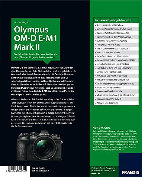 photo Wallpaper of Franzis-Kamerabuch Olympus E M1 Mark II: Die Zukunft Ist Heute! Alles, Was-
