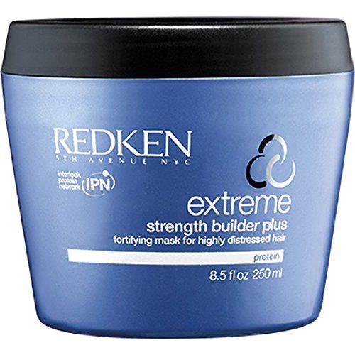 photo Wallpaper of Redken-REDKEN EXTREME Strength Builder Mask 250 Ml-