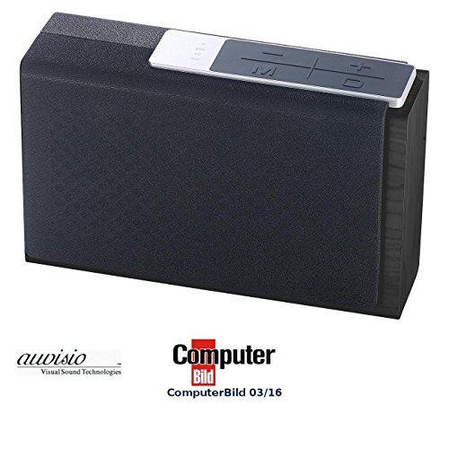 photo Wallpaper of auvisio-Auvisio WLAN Box: WLAN Multiroom Lautsprecher SMR 500.bt, BT, AirPlay,-