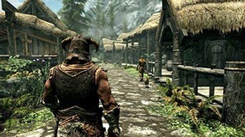 photo Wallpaper of -The Elder Scrolls V: Skyrim   Special Edition  -