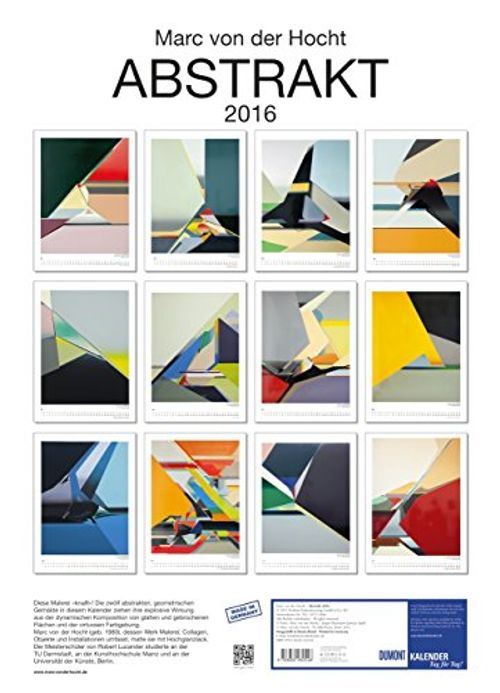 photo Wallpaper of DUMONT-Abstrakt   Marc Von Der Hocht   Kalender 2016   Dumont-