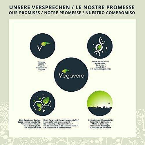 photo Wallpaper of Vegavero-COMPLEJO VITAMINA B | 180 Comprimidos Suministro 8 Vitaminas B1-