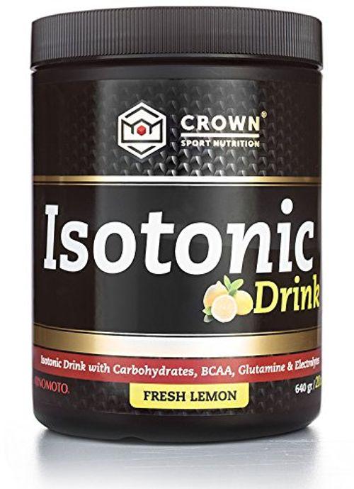 photo Wallpaper of Crown Sport Nutrition-Crown Sport Nutrition Isotonic Drink, Bebida Isotónica Con Carbohidratos, BCAAs, Glutamina Y Electrolitos Para-