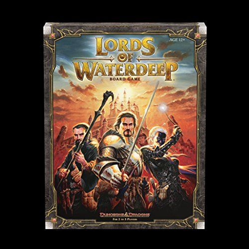 photo Wallpaper of Wizards Of The Coast-Wizards Of The Coast 388510000   Lords Of Waterdeep,-Farb