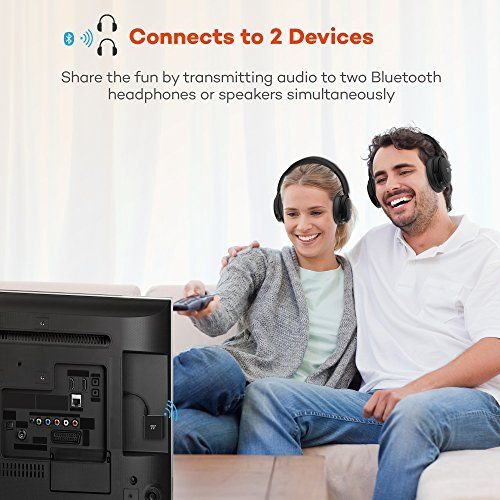 photo Wallpaper of TaoTronics-TaoTronics Bluetooth Adapter Transmitter Und Empfänger 2 In 1 Bluetooth 4.1, Kabelloser-