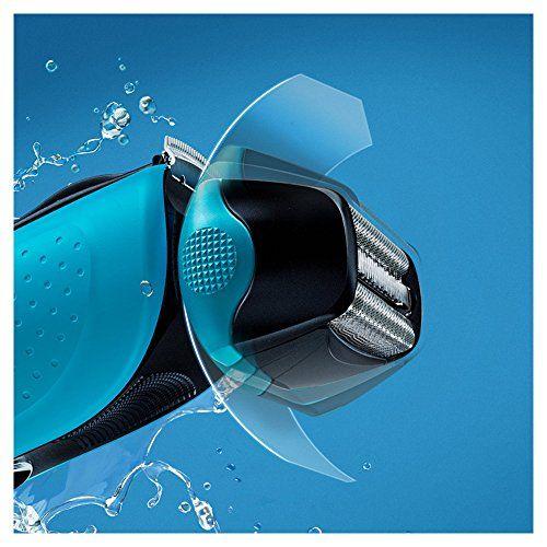 photo Wallpaper of Braun-Braun Series 5 WaterFlex WF2s   Afeitadora Eléctrica De Lamina Para-