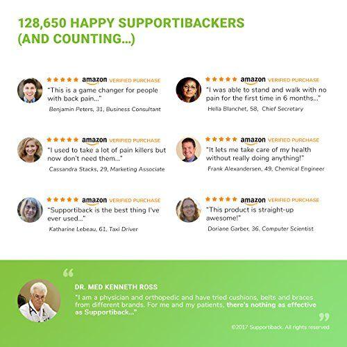 photo Wallpaper of Supportiback-Supportiback® Cojín Circular Para Sentarse | Alivio Para Las Hemorroides, La-Gris