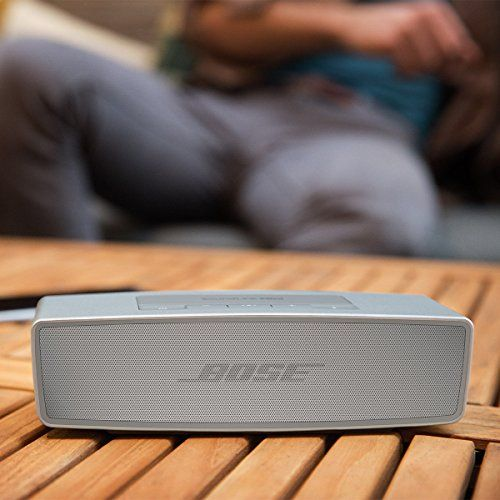 photo Wallpaper of Bose-Bose ® SoundLink Mini Bluetooth Lautsprecher II Pearl-pearl