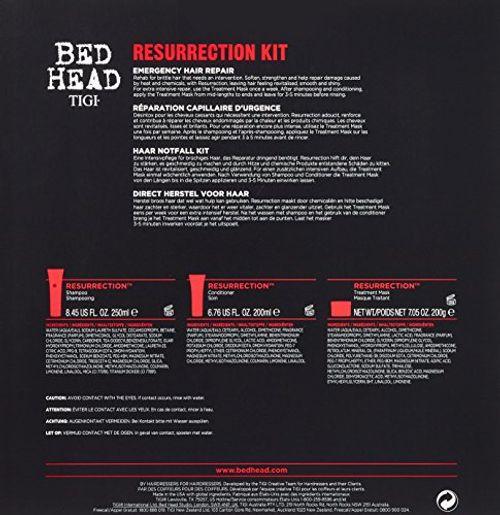 photo Wallpaper of Tigi Bed Head-Bed Head By TIGI Kit Resurrection Champú + Acondicionador + Máscara Para Cabello-