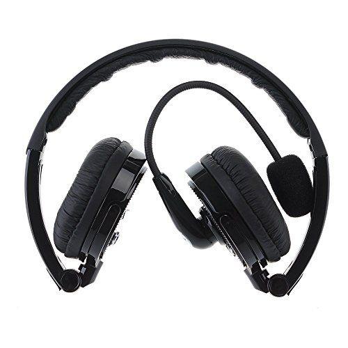 photo Wallpaper of BlueTiger-Wireless Bluetooth Headset   Bluetiger Wireless Headset Bluetooth Stereo Kopf Faltbare-Schwarz