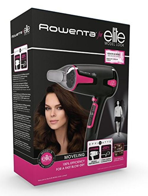 photo Wallpaper of Rowenta-Rowenta CV3812F0   Secador De Pelo (2100 W, Efecto-Negro, Rosa