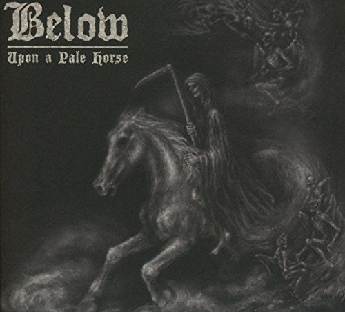 photo Wallpaper of METAL BLADE-Upon A Pale Horse-