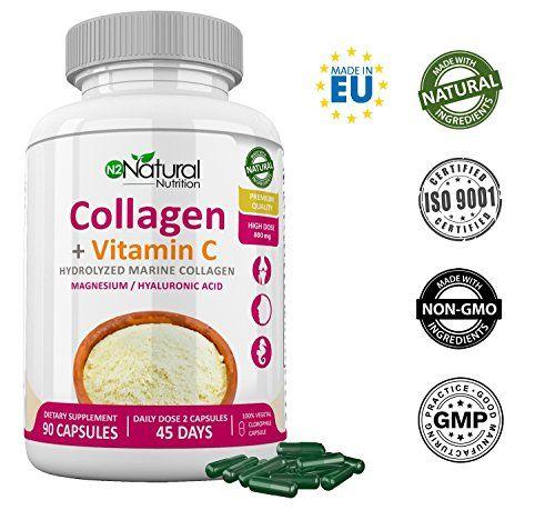 photo Wallpaper of N2 Natural Nutrition-Colágeno Marino Hidrolizado. Colágeno Magnesio Con Acido Hialurónico Y Vitamina C.-