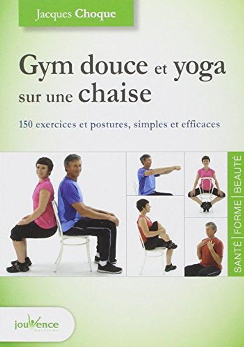 photo Wallpaper of -Gym Douce Et Yoga Sur Une Chaise-
