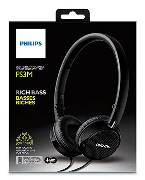photo Wallpaper of Philips-Philips FS3M Set, Klinkenstecker 3,5 Mm-schwarz