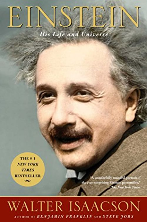 photo Wallpaper of Simon & Schuster Uk-Einstein: His Life And Universe-