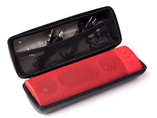 photo Wallpaper of KitSound-KitSound BoomBar Universal Tragbares Aufladbares Stereo Bluetooth Wireless Soundsystem Kompatibel Mit-Rot