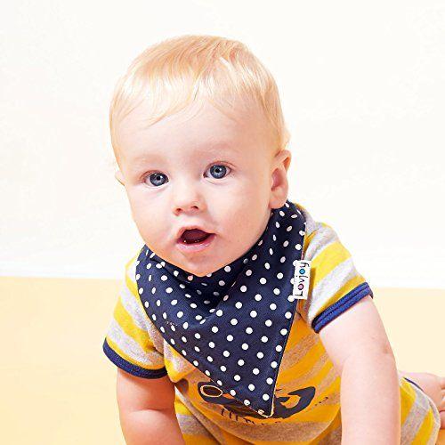 photo Wallpaper of Lovjoy-Lovjoy Baberos Del Bebé   Paquete De 5 Diseños-