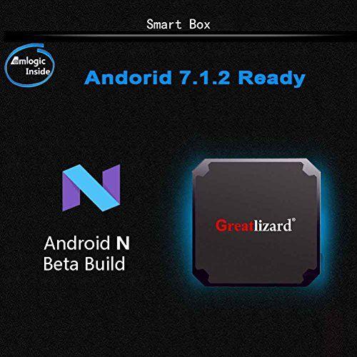 photo Wallpaper of Greatlizard-X96 Mini Smart TV Box Android 7.1, Wingogo 2GB 16GB Amlogic Quad Core 2.4Ghz-1