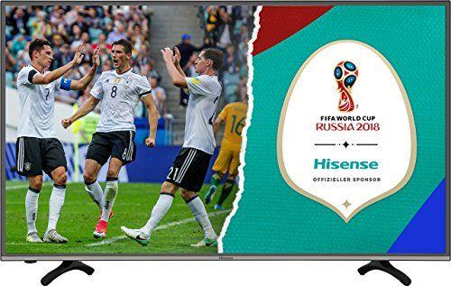 photo Wallpaper of Hisense-Hisense H49MEC3050 123 Cm (49 Zoll) Fernseher (Ultra HD, Triple Tuner, Smart-Anthrazit mit Zierleiste