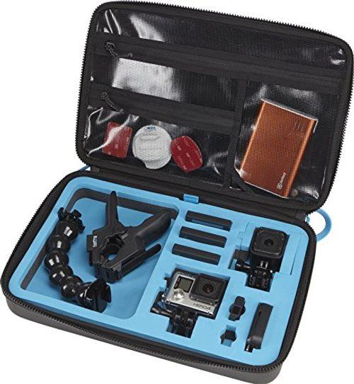 photo Wallpaper of Thule-Thule Legend GoPro Advanced Case Hartschalentasche (für 2 GoPro Kameras + Zubehör) Schwarz-Black
