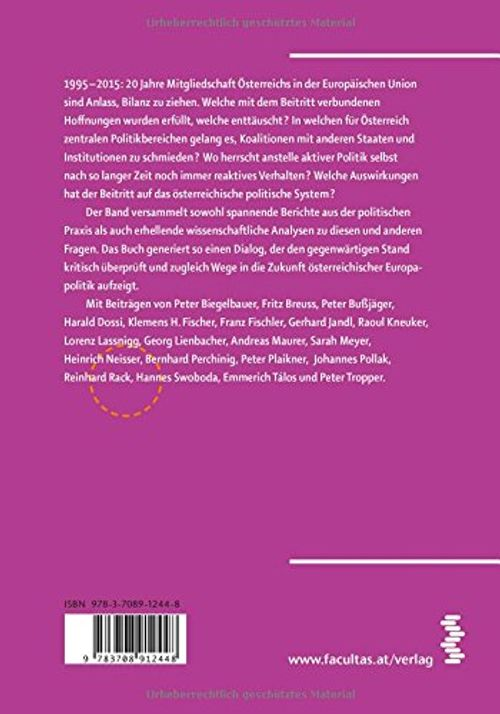 photo Wallpaper of -20 Jahre EU Mitgliedschaft Österreichs: Politik Und Wissenschaft Im Dialog-