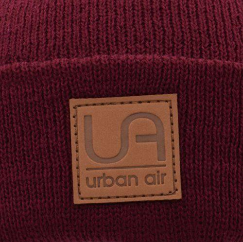 photo Wallpaper of urban air-Urban Air | Street Classics | Beanie, Mütze | Damen, Herren-Ruby