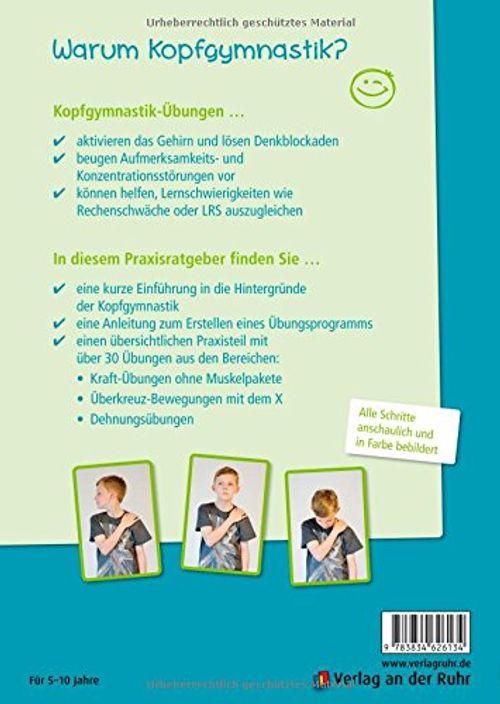 photo Wallpaper of -Praxisbuch Kopfgymnastik Für Kinder: Mit Kleinen Übungen Aus Der Kinesiologie Das Gehirn-