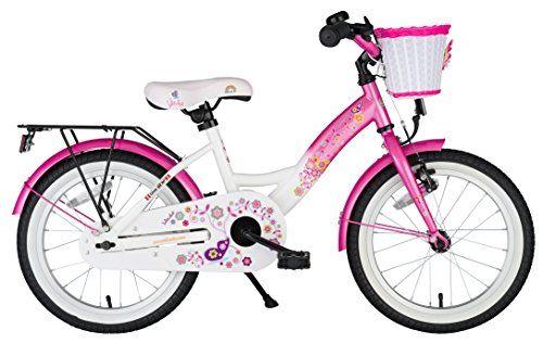 photo Wallpaper of Bikestar-BIKESTAR–Klassische Fahrrad Für Kinder, 40.6cm, Pink Und Weiß-Rosa