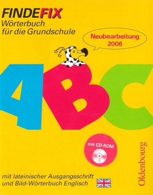 photo Wallpaper of -Findefix   Deutsch   Bisherige Ausgabe: Wörterbuch Mit Lateinischer Ausgangsschrift: Mit-