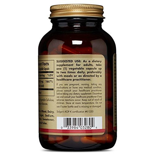 photo Wallpaper of Solgar-Solgar Vitamina C   100 Cápsulas-