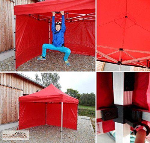 photo Wallpaper of Motorrad-Racing Grün-Zelt / Event Pavillon / Falt Pavillon Rot 3x3 Meter Mit Aluminiumgerüst-