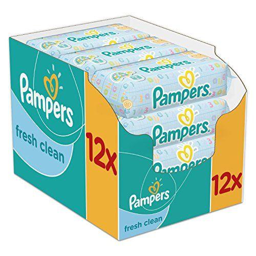 photo Wallpaper of Pampers-Pampers   Fresh Clean   Toallitas Húmedas -