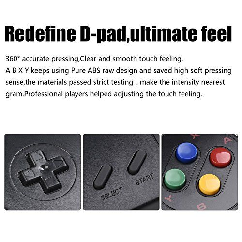 photo Wallpaper of iNNEXT-INNEXT 2 X SNES USB Controller PC Gamepad Joypad SNES Controller Gamepad Für Windows-multi-colored