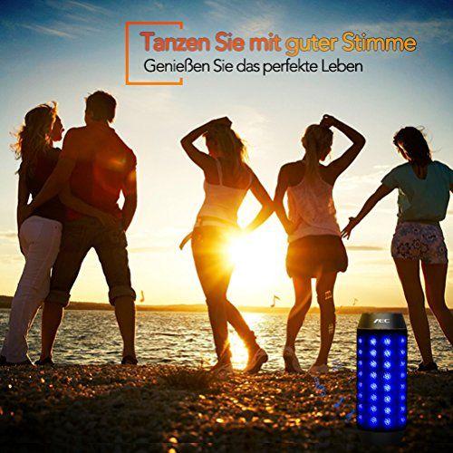 photo Wallpaper of MEMTEQ-LED Lautsprecher   MEMTEQ Bluetooth Lautsprecher Mit Radio Tragbarer Lautsprecher Radio Bluetooth-Typ A