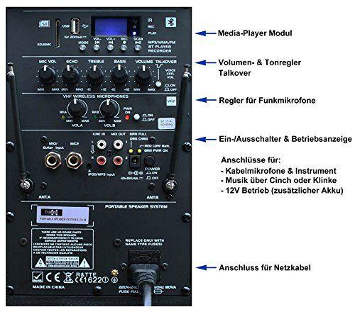 photo Wallpaper of E-Lektron-E Lektron EL30 M PA Soundsystem-Anthracit