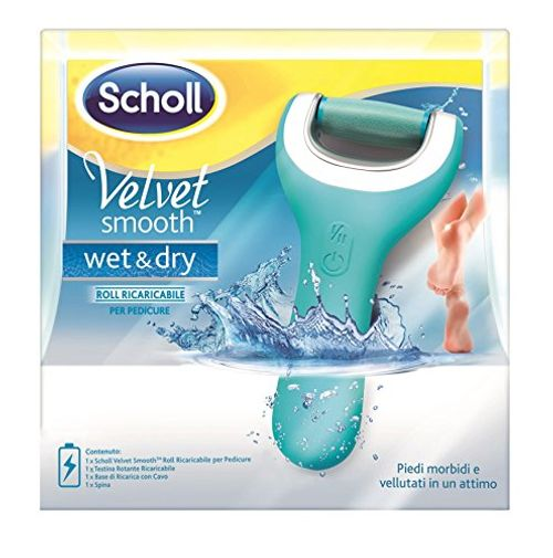 photo Wallpaper of Dr. Scholl-DR SCHOLL Velvet Smooth Lima Electrónica Wet & Dry Recargable-